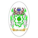 Mainey Sticker (Oval 50 pk)