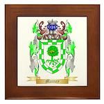 Mainey Framed Tile