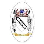 Maine Sticker (Oval)