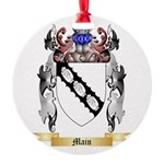 Main Round Ornament