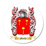 Mailly Round Car Magnet