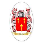 Mailly Sticker (Oval)