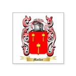 Mailler Square Sticker 3