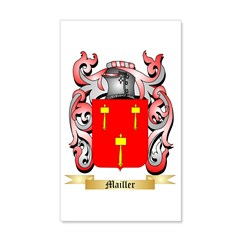 Mailler Wall Decal