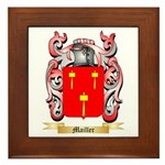 Mailler Framed Tile