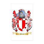 Maile Sticker (Rectangle 50 pk)