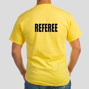 Yellow Referee T-Shirt