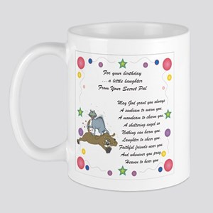 Secret Pal Birthday Mug