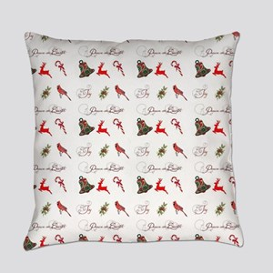 Christmas combo Everyday Pillow