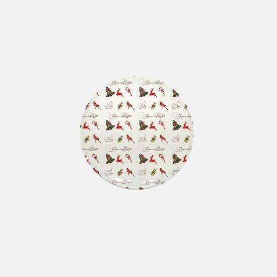 Christmas combo Mini Button