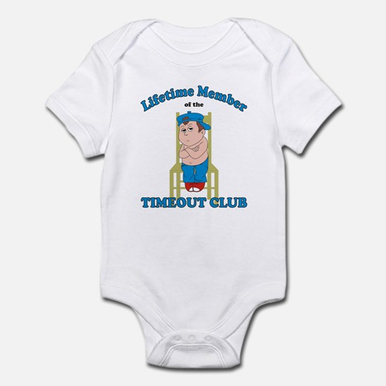 Lifetime Member of the Timeou Infant Creeper