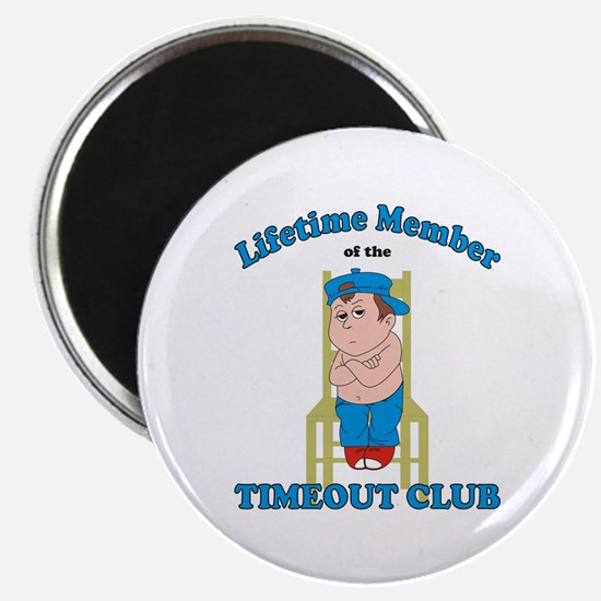 Lifetime Member of the Timeou Magnet