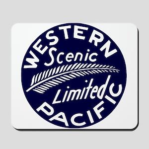 WP Scenic Limited Railway Mousepad