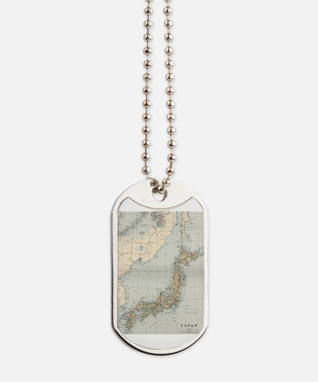 I love japan Dog Tags