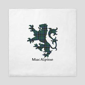 Lion - MacAlpine Queen Duvet