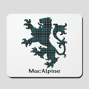 Lion - MacAlpine Mousepad