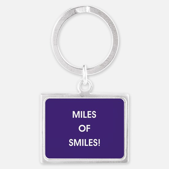 MILES OF SMILES! Keychains