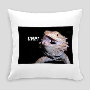 Beardie Burps Everyday Pillow