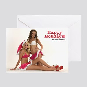 Fast Dates Kittens Holidays Greeting Cards (1)