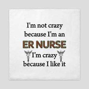 ER Nurse Queen Duvet