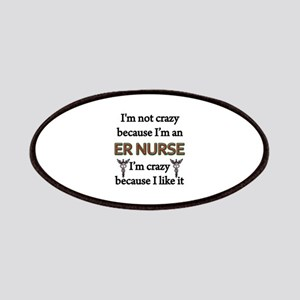 ER Nurse Patch