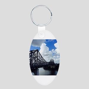 Walking Bridge Keychains