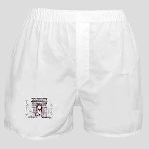 Paris with love Boxer Shorts
