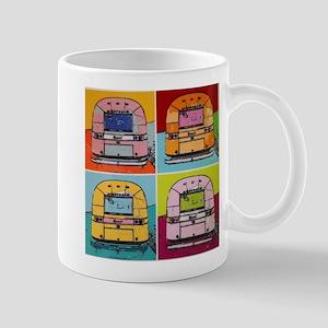 Airstream painting Mugs
