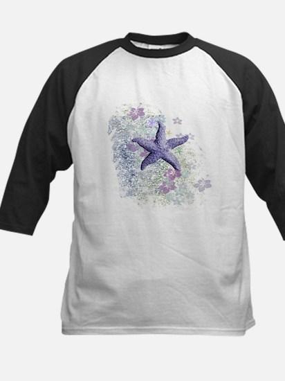 Passion Starfish Baseball Jersey
