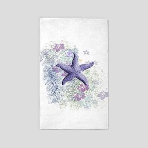 Passion Starfish Area Rug