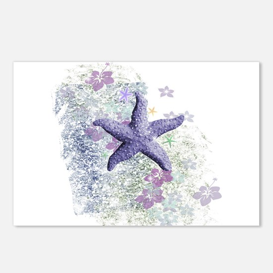 Passion Starfish Postcards (Package of 8)