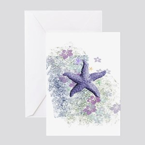 Passion Starfish Greeting Cards