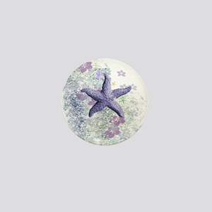 Passion Starfish Mini Button