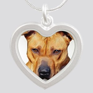 Pitbull Dog Necklaces