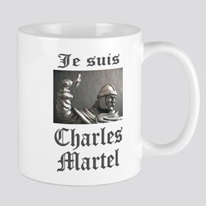 Je Suis Charles Martel (picture) Mugs