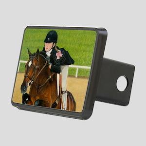 Pony Horse Jumper Rectangular Hitch Cover