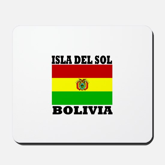 Isla del Sol, Bolivia Mousepad