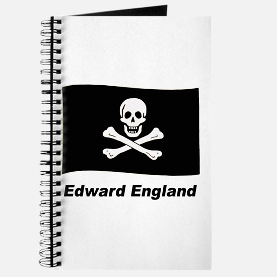 Pirate Flag - Edward England Journal