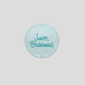 Junior Bridesmaid Mini Button