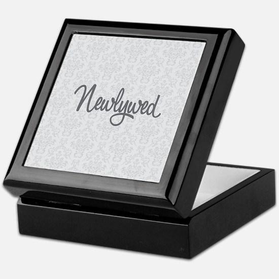 Newlywed Keepsake Box