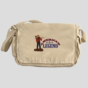 American Legend Messenger Bag