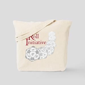 Roll Initiative (6 Dice) Tote Bag