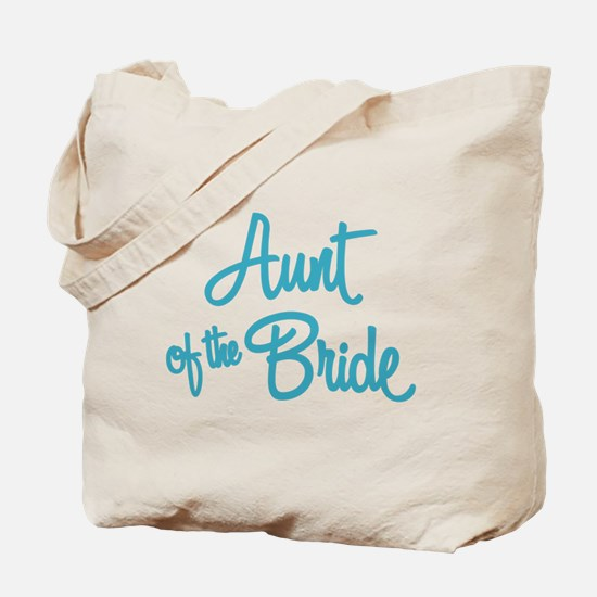 Aunt of the Bride Tote Bag