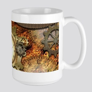 Steampunk, awesome steampunk design Mugs