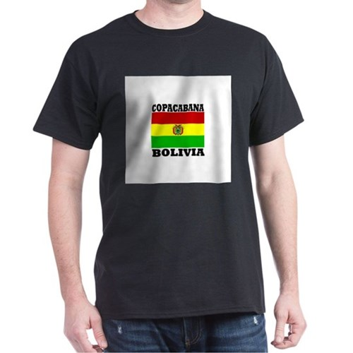 Copacabana, Bolivia T-Shirt
