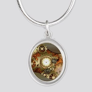 Steampunk, awesome steampunk design Necklaces