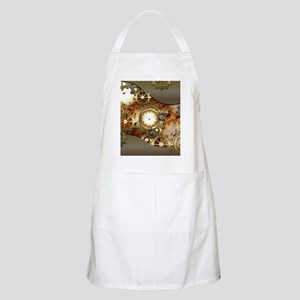 Steampunk, awesome steampunk design Apron