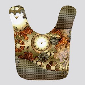Steampunk, awesome steampunk design Bib