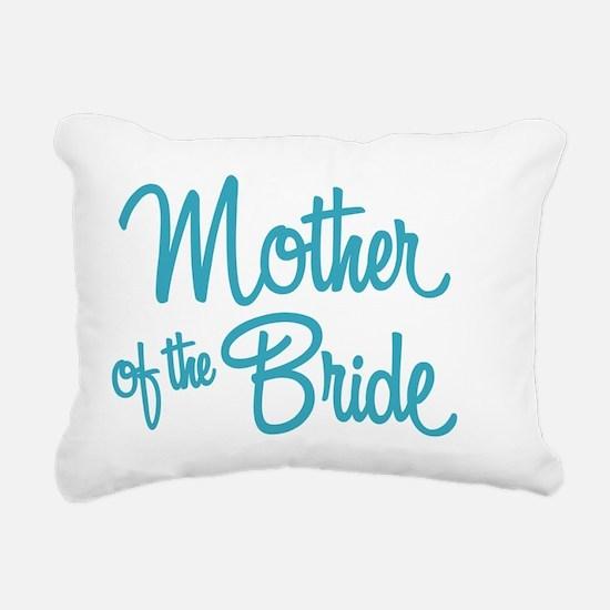 Mother of the Bride Rectangular Canvas Pillow