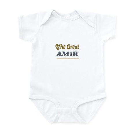 Amir Infant Bodysuit